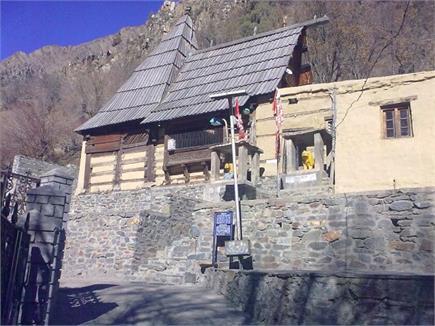 हिमाचल के इसी मंदिर में है महिषासुर के रक्त से भरा खप्पर, देखें...