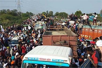 किसान आंदोलनः करेंगे फतेह, दिल्ली अब दूर नहीं