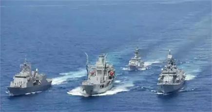 चीन के खिलाफ उत्तरी अरब सागर में दिखा दुनिया का सबसे बड़ा गठबंधन,...