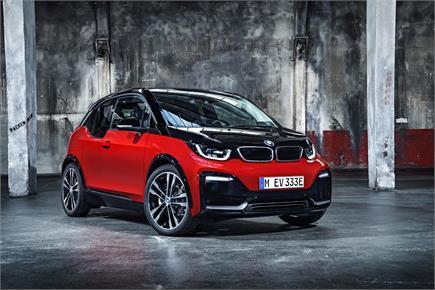 BMW भारत ला सकती है यह इलेक्ट्रिक कार