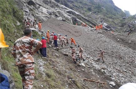 किन्नौर हादसे के बाद सामने आई रेस्क्यू आॅपरेशन की तस्वीरें