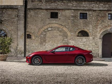 भारत में लॉन्च हुई 2018 Maserati GranTurismo, मिलेंगे खास फीचर्स