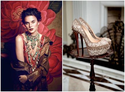 तीन मशहूर डिजाइनर संग कोलैबोरेट कर इंडियन फैशन को पहुंचाया टॉप पर!