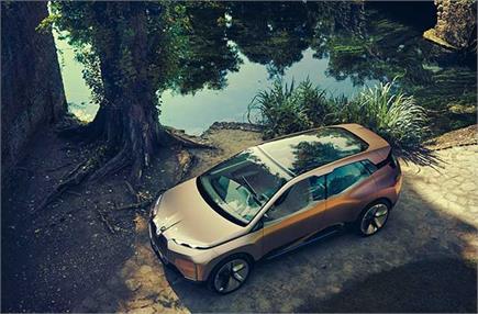 BMW की नई लग्जरी कार, इंटीरियर देख उड़ जाएंगे होश