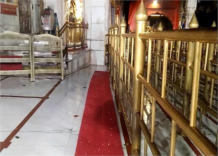 नयना देवी में बारिश और ओलावृष्टि (PICS)
