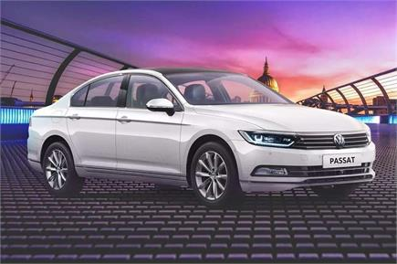 सेफ्टी फीचर्स के साथ Volkswagen की नई Passat लॉन्च