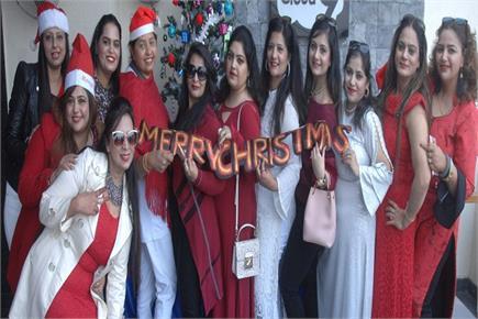जालंधर लेडीज क्लब ने मनाई प्री-क्रिसमस