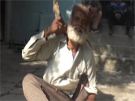 पांवटा के 65 वर्षीय बुजुर्ग मियां जी लोगों के लिए बने मिसाल(PICS)