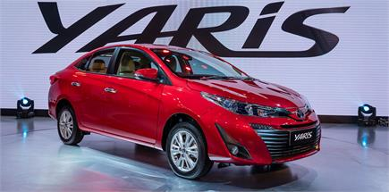 भारत में लांच हुई टोयोटा की नई Yaris Sedan, जानें कीमत और फीचर्स