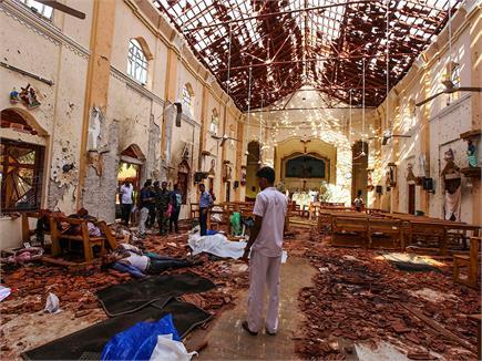 दिल दहला देंगी श्रीलंका सीरियल बलास्ट्स की ये तस्वीरें
