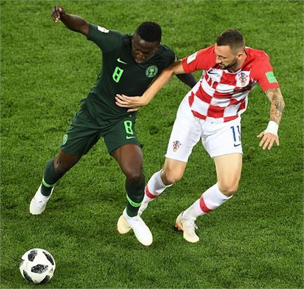 FIFA Worldcup: आईए नजर डालते हैं क्रोएशिया और नाइजीरिया के मैच की कुछ...