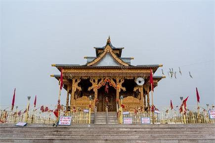 रामायण काल से जुड़ा है देवभूमि का हाटू मंदिर, अद्भुत है यहां का नजारा...