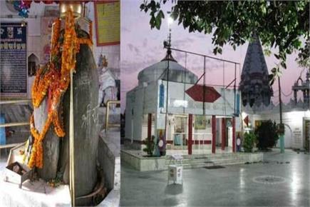 हिमाचल के इस मंदिर में है अर्धनारीश्वर शिवलिंग, शिवरात्रि पर होता है...
