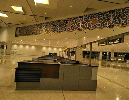 एेसा है पाकिस्तान की राजधानी में खुले पहले एयरपोर्ट का नजारा