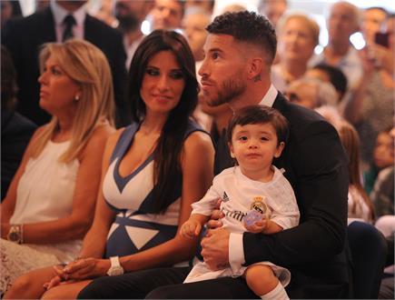 देखने में काफी HOT है फुटबाॅलर सर्जियो रामोस की पत्नी पिलर रूबियो