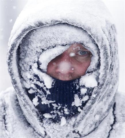 अमेरिका में अंटार्कटिका से ज्यादा ठंड, फोटोज देख रह जाएंगे दंग