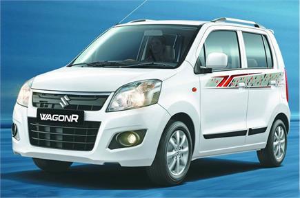 नए फीचर्स के साथ लांच हुअा Maruti Suzuki WagonR का लिमिटेड एडिशन