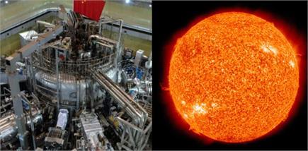 चीन का तकनीक में नया चमत्कार,  'कृत्रिम सूर्य' सफलतापूर्व किया चालू...