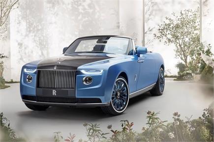 रोल्स-रॉयस ने लॉन्च की दुनिया की सबसे महंगी लग्जरी कार, कीमत 206...