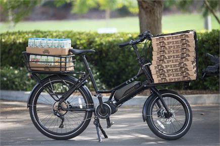 सामान को सुविधा से एक जगह से दूसरी जगह पहुंचाएगी e-cargo bike