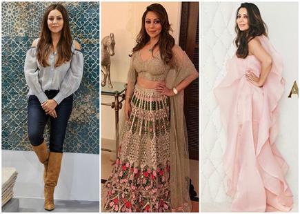 मैरिड वुमन को भी गर्लिश लुक देंगी गौरी खान की ये 14 ड्रेसेज (See Pics)