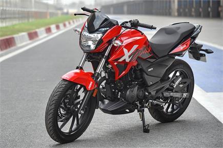 Hero MotoCorp ने लांच की 200 सीसी इंजन से लैस यह नई बाइक
