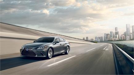 Lexus ने भारत में लॉन्च की पावरफुल इलेक्ट्रिक कार