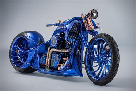हार्ले-डेविडसन ने पेश की दुनिया की सबसे महंगी बाइक