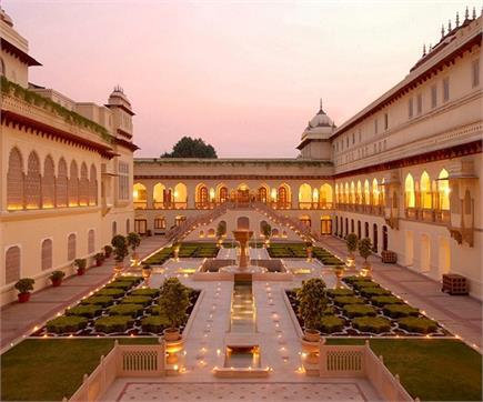 ये हैं भारत के 10 सबसे महंगे होटल