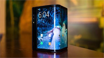 CES 2019 में देखने को मिला दुनिया का पहला फोल्डेबल स्मार्टफोन