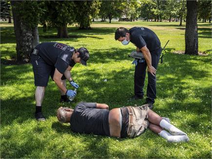 कनाडा-अमेरिका में गर्मी से सैंकड़ों लोगों की गई जान, घरों में मृत...