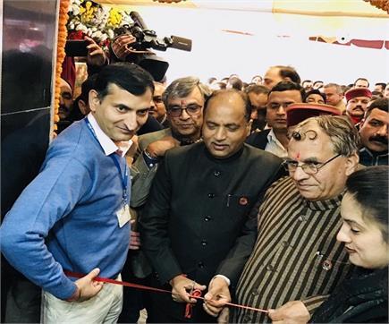 शिमला के मॉल रोड का सफर हुआ आसान, CM जयराम ने किया नई लिफ्ट का...