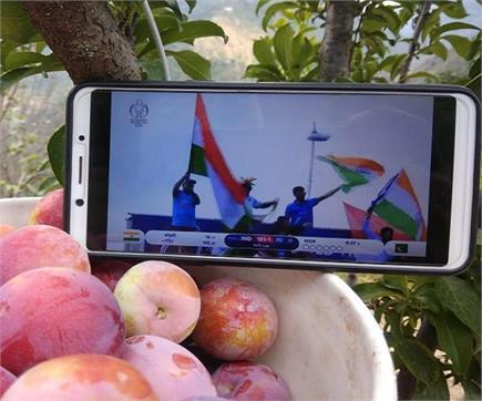 क्रिकेट का खुमार: इंग्लैंड में लगते भारत के चौके-छक्कों से कुल्लू के...