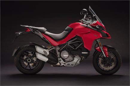 Ducati ने भारत में लॉन्च की यह दमदार बाइक