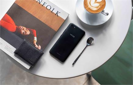 नॉच डिस्प्ले के साथ लांच हुअा Vivo Y81 स्मार्टफोन