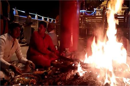 नयना देवी में रहस्यमयी और चमत्कारिक हवन कुुंड, जानिए रहस्य? (PICS)
