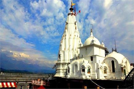अद्भुत छटा बिखेरते हिमाचल के धार्मिक स्थल
