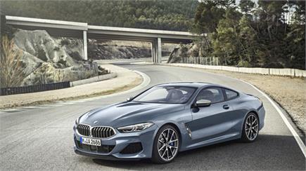 BMW ने नई 8-Series कार का किया खुलासा