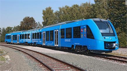 रेल नैटवर्क में क्रांति लाएगी भविष्य की Hydrogen Train