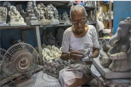 महाराष्ट्रः पांच पीढ़ियों से eco-friendly गणेश की मूर्तियां बना यह...