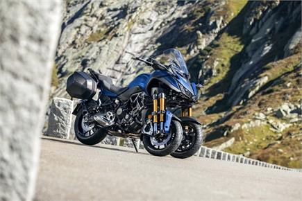तीन पहियो वाली Yamaha की 'निकेन GT' बाइक पेश
