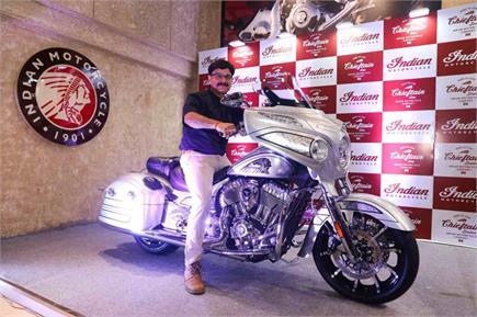 भारत में लॉन्च हुआ लग्जरी कार से भी महंगा क्रूज़र मोटरसाइकिल