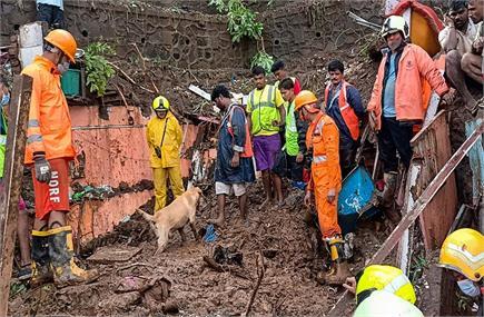 मुंबई में आफत वाली बारिश