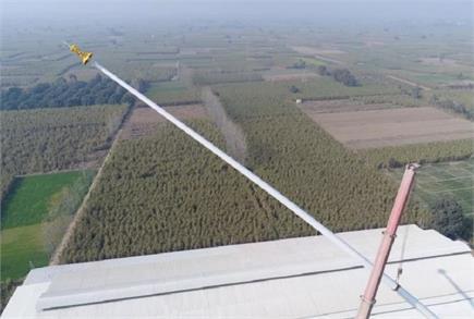 UP रचेगा नया कीर्तिमान, मेरठ के वलीदपुर में लहराएगा देश का सबसे ऊंचा...