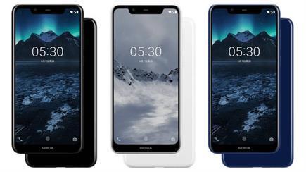 भारत में लांच हुए Nokia 6.1 Plus और Nokia 5.1 Plus स्मार्टफोन्स
