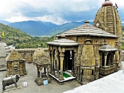सावन में शिवमयी हो जाता है प्रसिद्ध धाम बैजनाथ शिव मंदिर(pics)