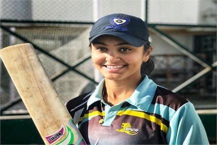 हिमाचल की एक और बेटी का भारतीय महिला क्रिकेट टीम में हुआ चयन (PICS)