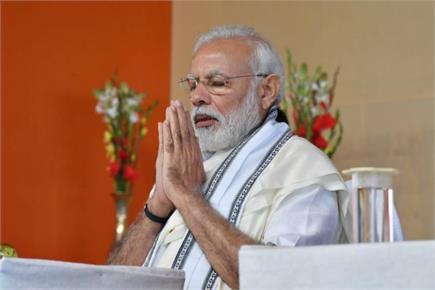 कोलकाता- बेलूर मठ में पीएम मोदी का ध्यान, रामकृष्ण मंदिर में पूजा और...