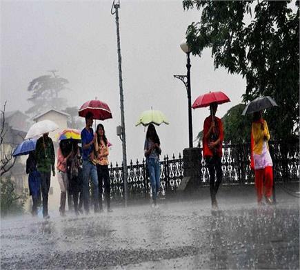 हिमाचल में मौसम फिर दिखाएगा कड़े तेवर(PICS)