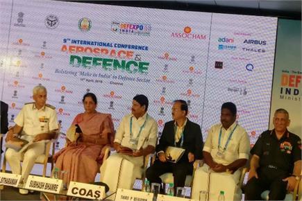 चेन्नई में defence expo 2018 की शुरुआत, दुनिया देखेगी भारत की ताकत